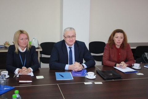Meeting between the leadership of CCI of Pridnestrovie and representatives of the EUBAM