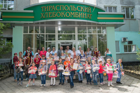 "Tiraspol Bakery is a resident of the project ""Buy Transnistrian!"""