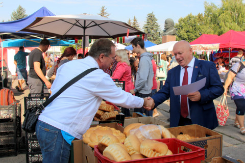 "The fifth exhibition ""Buy Pridnestrovian""  was held in Kamenka"