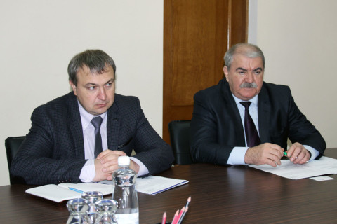 Representatives of the Austrian Embassy visited the Chamber of Commerce and Industry of Pridnestrovie