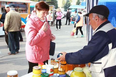 Tasting of local products took place in Bendery