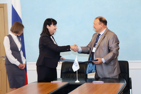 Within the framework of Pridnestrovian Forum there was signed an agreement between the Chambers  of Commerce and Industry of Pridnestrovie and the Arkhangelsk region of Russian Federation.