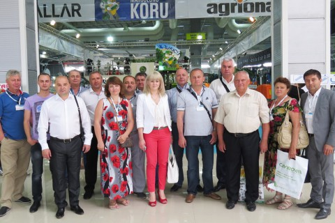 Международная сельскохозяйственная выставка Konya 12th International Agriculture. Agricultural Mechanization and Field Technologies Fair.