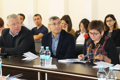The Chamber of Commerce and Industry discussed the possibilities of exporting Pridnestrovian goods to the world market