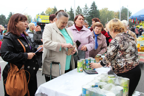 "The seventh exhibition ""Buy Pridnestrovian!"" took place in Rybnitsa"