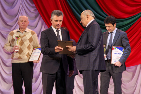 """Awards ceremony of the contest """"Pridnestrovian quality – 2018"""" took place"""